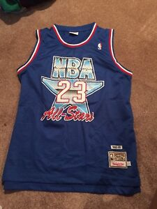 Michael Jordan All-Star Jersey