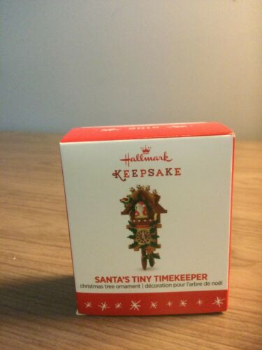 2016 Hallmark Santa