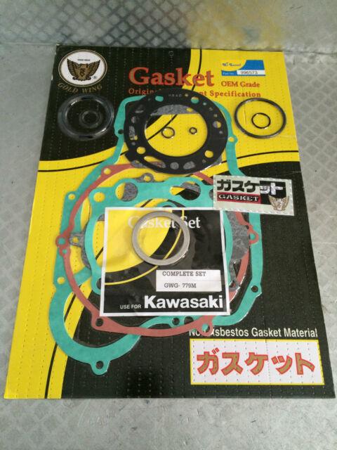 KAWASAKI KX250 FULL ENGINE COMPLETE GASKET SET 1999
