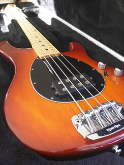 MusicMan Sterling H 4 string bass Neutral Bay North Sydney Area Preview