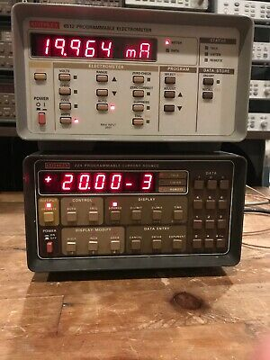 Keithley 224 Programable Current Source Used Tested Ships Free