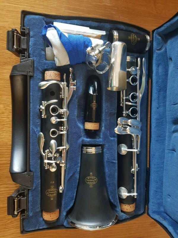 Clarinet buffet B 12 (60)
