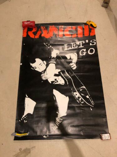 Rancid Subway Poster - Let