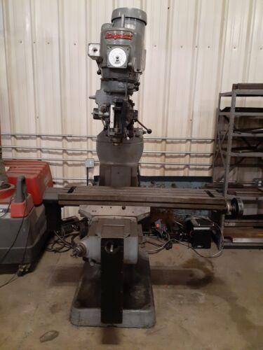 Bridgeport mill for parts