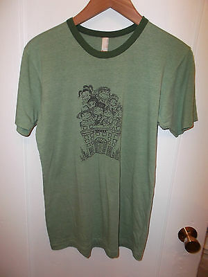 International House Nyc I House New York Usa 2007 Student Celebration T Shirt M