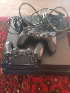Playstation 4 1tb 2 controllers valid jb hifi extended warranty c