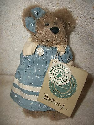 Boyds Bears Bethany Plush Doll