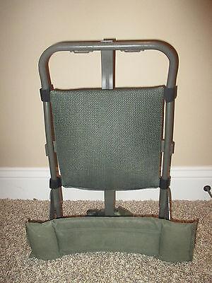 Custom Made Padded Back Cushion * Fits USGI ALICE Pack Frame * Prepper Hiking