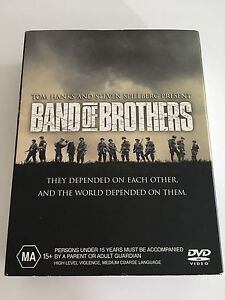 Band of Brothers DVD Richmond West Torrens Area Preview