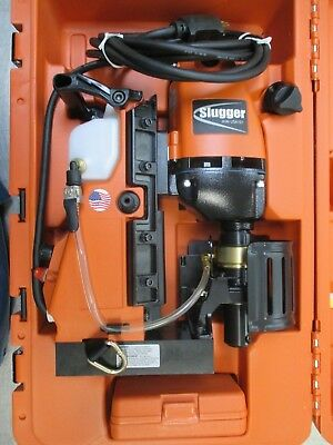 New Jancy Slugger Jhm Usa-100 Portable Magnetic Drill Press Tool