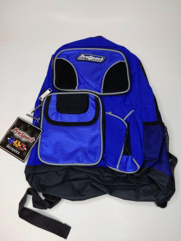 """School kids Backpack 16"""" ProSport Blue  Bag"""