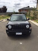 JEEP Patriot Limited 2011 Narre Warren South Casey Area Preview