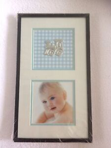 Baby boy photo picture frame Clayfield Brisbane North East Preview