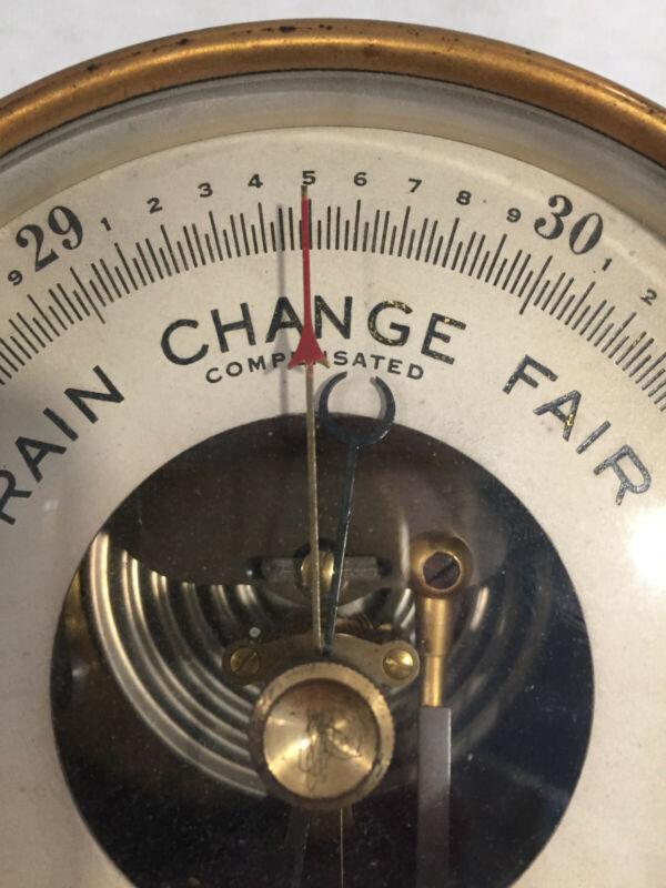 Antique Short & Mason Tycos Wall Barometer