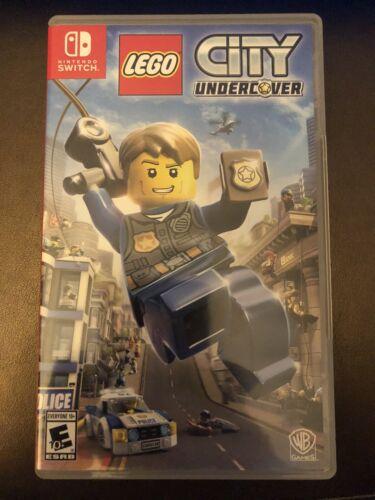LEGO City Undercover Open Box Nintendo Switch, 2017  - $16.00