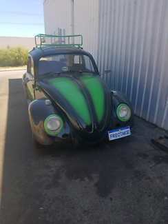 1965 vw beetle O'Connor Fremantle Area Preview