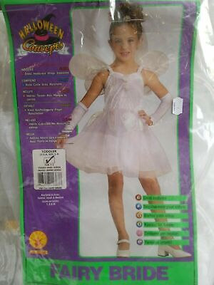 Baby Costumes Sale (FAIRY BRIDE COSTUME RUBIES CHILD 50% OFF FINAL SALE)