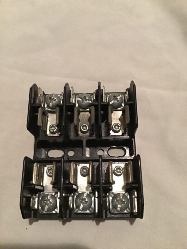 BUSS BM6033PQ 30A 600V Fuse Holder
