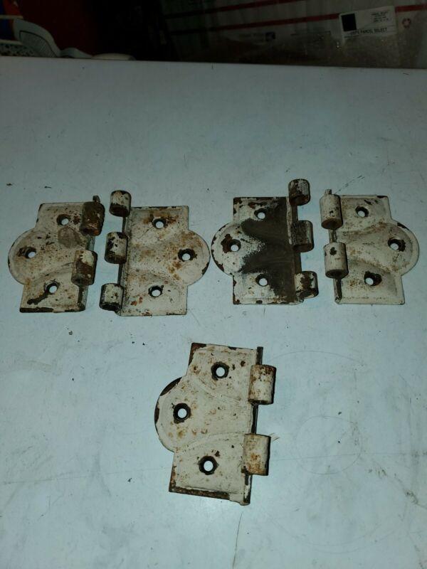 Sweetheart Vintage Door Hinges parts