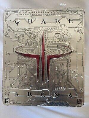 Quake III 3 Arena Elite Edition 1st Edition Metal TinBrand New Factory Sealed! , usado comprar usado  Enviando para Brazil