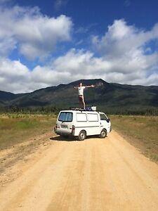 2001 Ford Econovan Van/Minivan Cairns Cairns City Preview