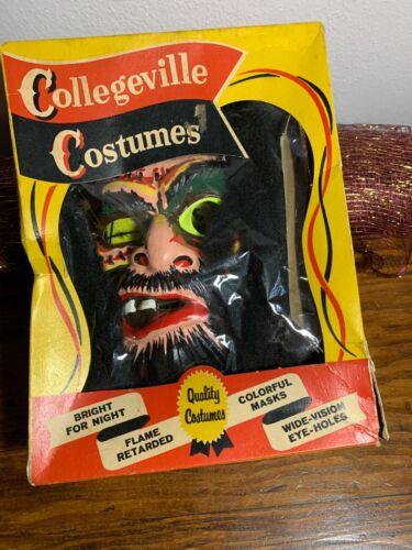 VTG 1965 Collegeville Costumes Cap