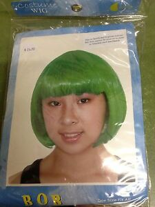 Green wig only worn to try on Christies Beach Morphett Vale Area Preview