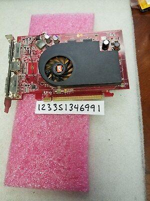 PCI-E express card ATI 109-A67131-00 A19206-001 ATI-102-A671 102A6712400 DVI