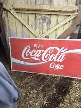 Coca cola sign Rokewood Golden Plains Preview
