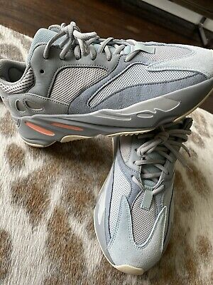 Adidas Yeezy Boost 700 V1 Inertia Uk9 1/2 Excellent Condition 100% Authentic