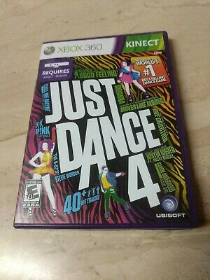 Just Dance 4 Xbox 360 comprar usado  Enviando para Brazil