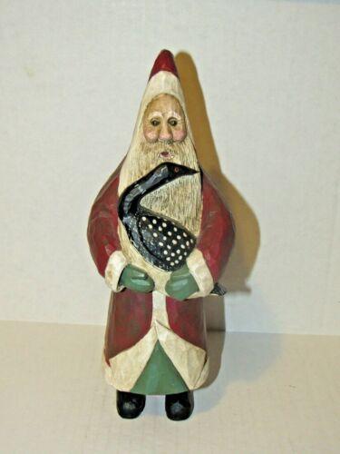Boyds Bears Ken Walker KAW Kennebunk Old World Santa Figurine Carvers Choice