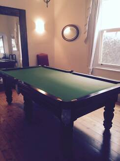 Billiard and Pool Table Hawthorn East Boroondara Area Preview