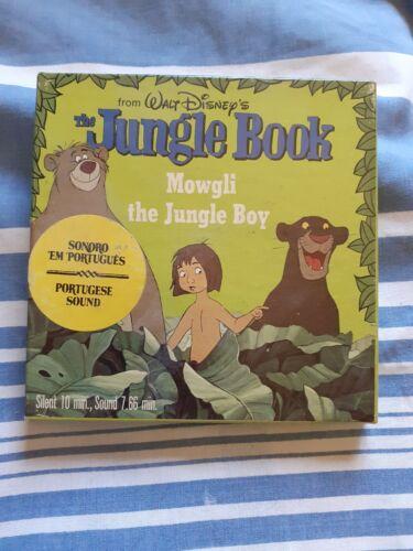 Mowgli the Jungle Boy super 8 movie film Walt Disney antique