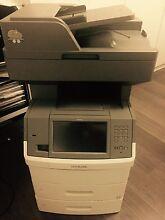 Lexmark X656de Mono Laser Multi Function Printer Zetland Inner Sydney Preview