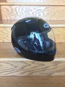 New motorcycle helmet