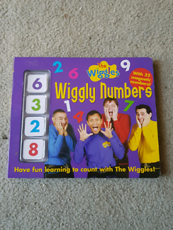 The Wiggles book wiggly numbers