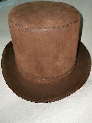 Unbranded Brushed Felt(?) Top Hat
