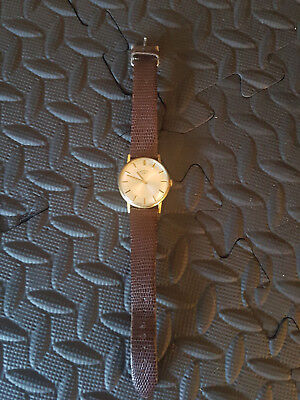 rotary 17 jewels vintage watch