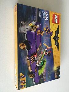 LEGO 70906 THE JOKER NOTORIUS LOW RIDER NEW IN SEALED BOX