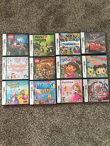 Nintendo games - each $5
