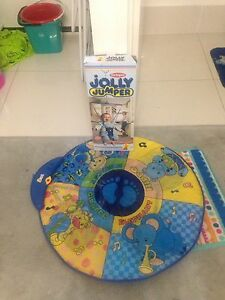 Jolly jumper and music mat Wynnum West Brisbane South East Preview
