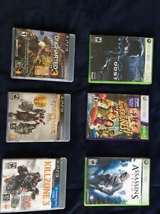 PS3/Xbox360 Games