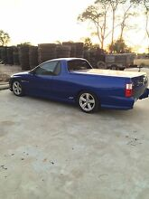 2005 Holden vz ss ute Safety Bay Rockingham Area Preview