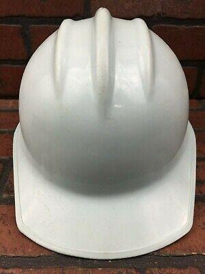 Vintage E.d. Bullard Hard Boiled Plastic Hard Hat Powder Blue