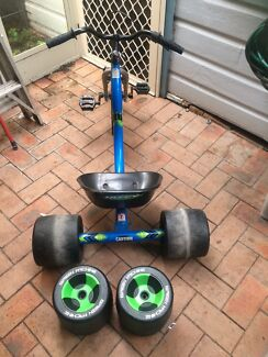 Huffy slider + 2 spare wheels  Adamstown Newcastle Area Preview