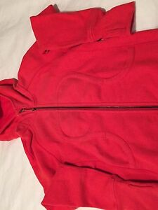 Ladies Coral Scuba Hoody
