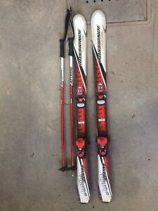Children's skis, boots and poles!