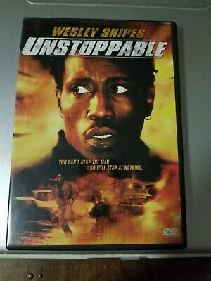 UNSTOPPABLE - DVD - 2004-  REGION 1-WIDESCREEN-RATED (Unstoppable Rating)