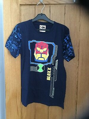 New With Tags Boys Top , Age 8-9 Years , Theme Ben 10 Omniverse  ()